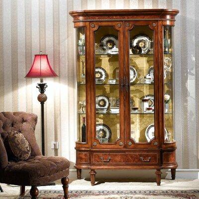 Pritchett Two Door Display Unit China Cabinet
