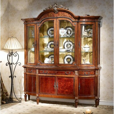 Provost Four Door Display Unit China Cabinet