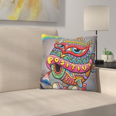 Activated Turtle Cap Throw Pillow