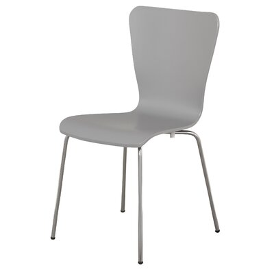 Osterman Jacey Dining Chair Color: Gray