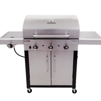 Performance 3-burner Propane Gas Grill