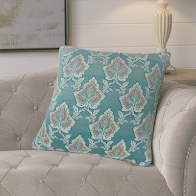 Tuckerton Transitional Throw Pillow Size: 18 x 18