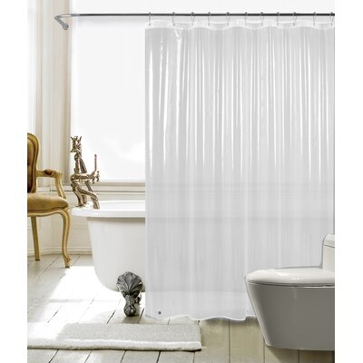 Peralta 6 Gauge Vinyl Shower Curtain