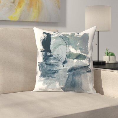 Olimpia Piccoli Upstream Throw Pillow Size: 16 x 16