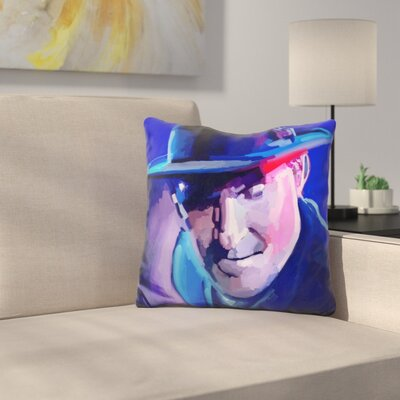 James Taylor Throw Pillow
