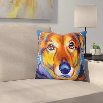 Riley Square Throw Pillow