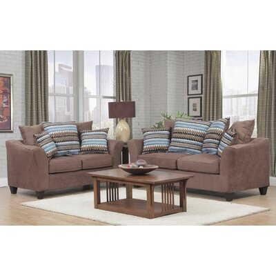Nassau 2 Piece Living Room Set