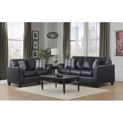 Pegues 2 Piece Living Room Set