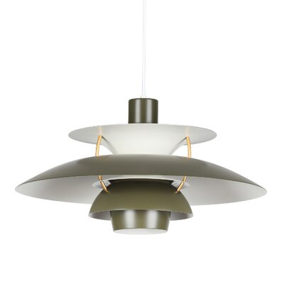 Scofield 1-Light Inverted Pendant