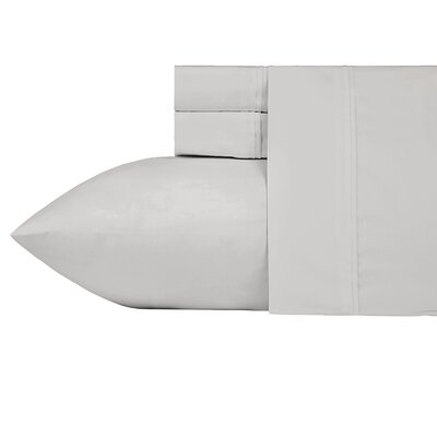 Fogarty Sateen Wonder Sheet Set Size: Queen, Color: Uplifting Taupe