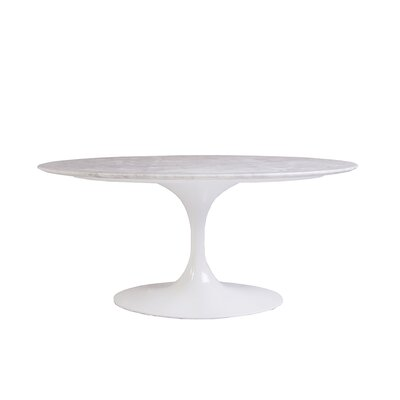 Schwindt Coffee Table Table Top Color: White