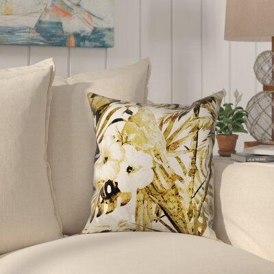 Elodia Outdoor Throw Pillow Size: 20 x 20