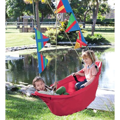 Regatta Swing Set 866667RD