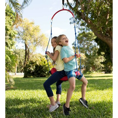 Bungee Bounce and Trade Swing Set 731205