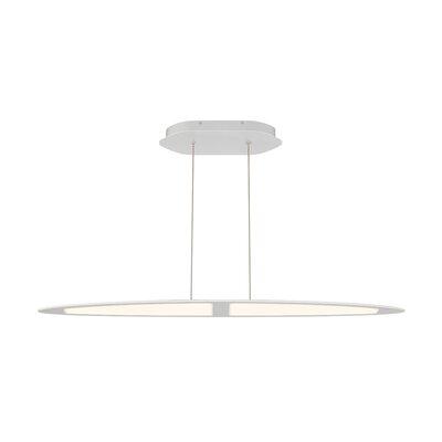Stutler 1-Light LED Kitchen Island Pendent