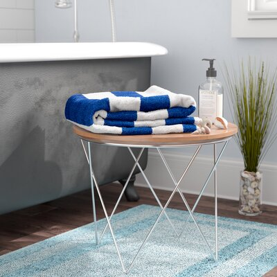 Eastfield Beach Towel Color: Blue