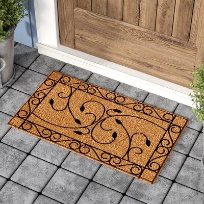 Beauchamp Doormat Mat Size: 14 x 24
