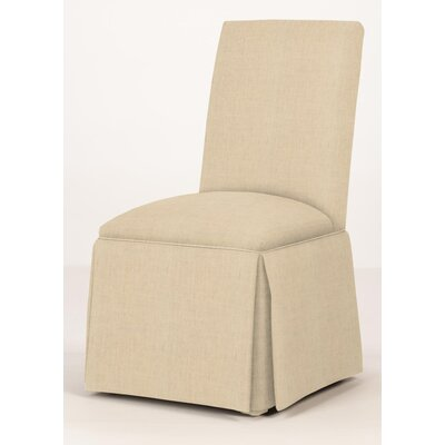 Walraven Upholstered Dining Chair Upholstery: Linen