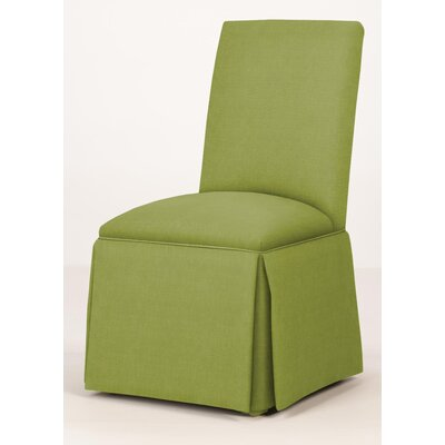 Walraven Upholstered Dining Chair Upholstery: Lime