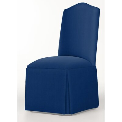 Moncalieri Upholstered Dining Chair Upholstery: Sapphire