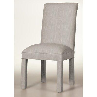 Moffatt Upholstered Dining Chair Upholstery: Stone