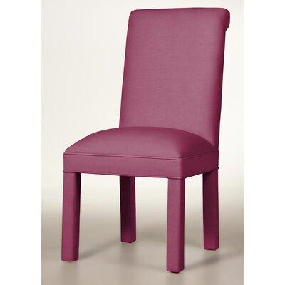Moffatt Upholstered Dining Chair Upholstery: Fuchsia