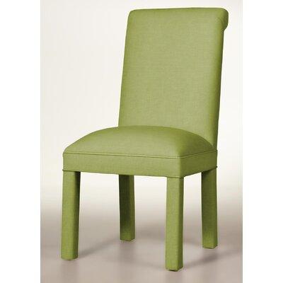 Moffatt Upholstered Dining Chair Upholstery: Lime
