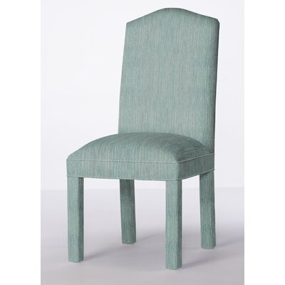 Mohegan Upholstered Dining Chair Upholstery: Bahama