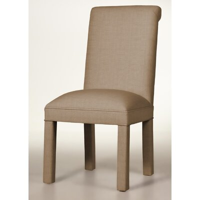 Moffatt Upholstered Dining Chair Upholstery: Tan