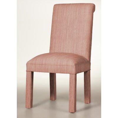 Moffatt Upholstered Dining Chair Upholstery: Vintage Red