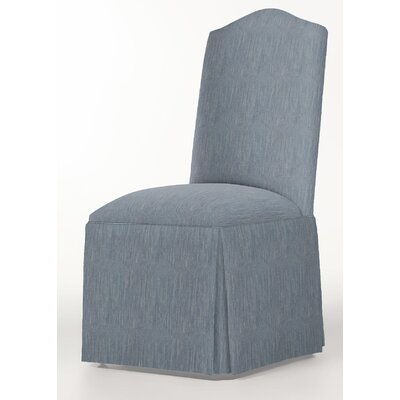 Moncalieri Upholstered Dining Chair Upholstery: Denim