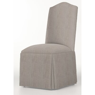 Moncalieri Upholstered Dining Chair Upholstery: Stone