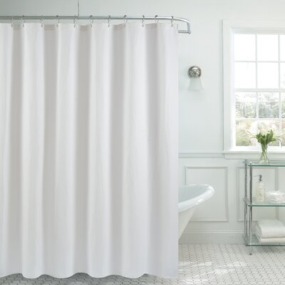 Kieffer Weave Shower Curtain