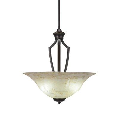 Zilo 3-Light Pendant