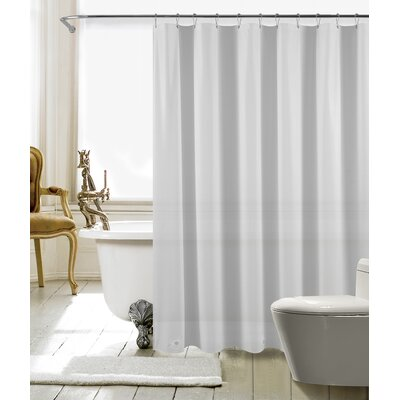 Parthenon 10 Gauge Vinyl Shower Curtain