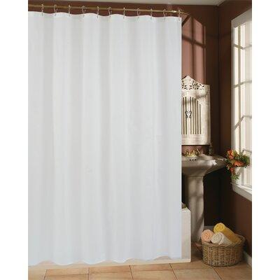 Percival 6 Gauge Vinyl Shower Curtain