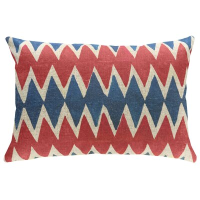 Devaughn Diamonds Linen Throw Pillow