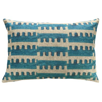 Dinan Links Linen Throw Pillow