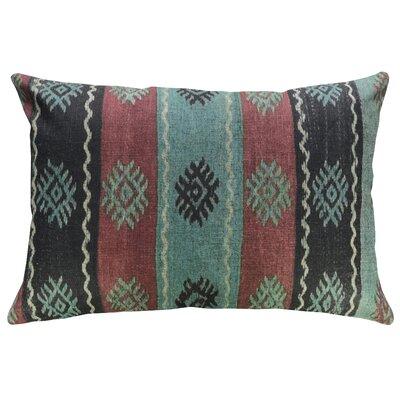 Lundberg Striped Global Linen Throw Pillow