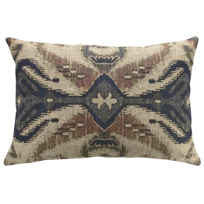 Hodson Global Ikat Linen Throw Pillow