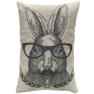 Dudek Linen Throw Pillow