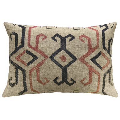 Lund Southwestern Linen Throw Pillow