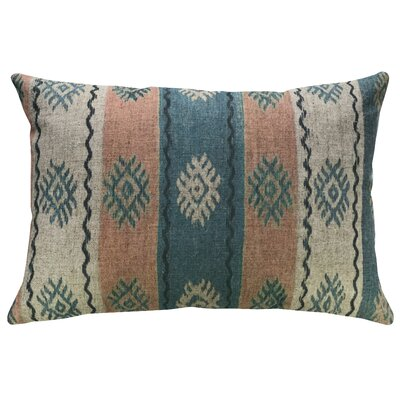Lundberg Striped Linen Throw Pillow