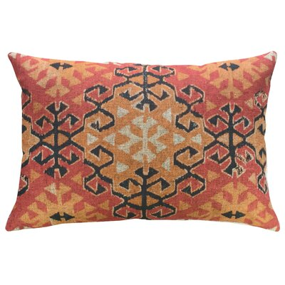 Holmquist Linen Throw Pillow