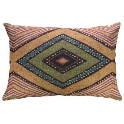 Holmquist III Linen Throw Pillow