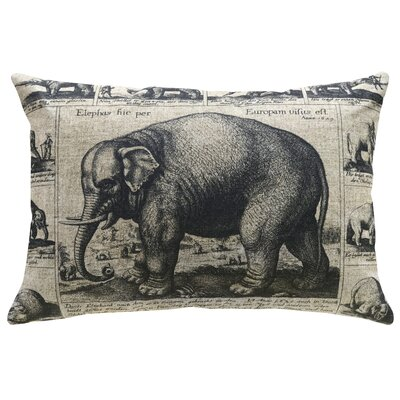 Holquin Linen Throw Pillow