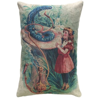 Willets Alice Linen Throw Pillow