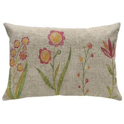 Fleishman Linen Throw Pillow