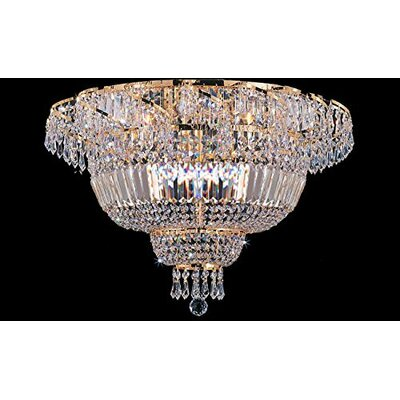 Horowitz 9-Light Flush Mount