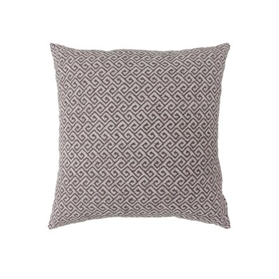 Pagel Geometric Indoor Throw Pillow Size: 18